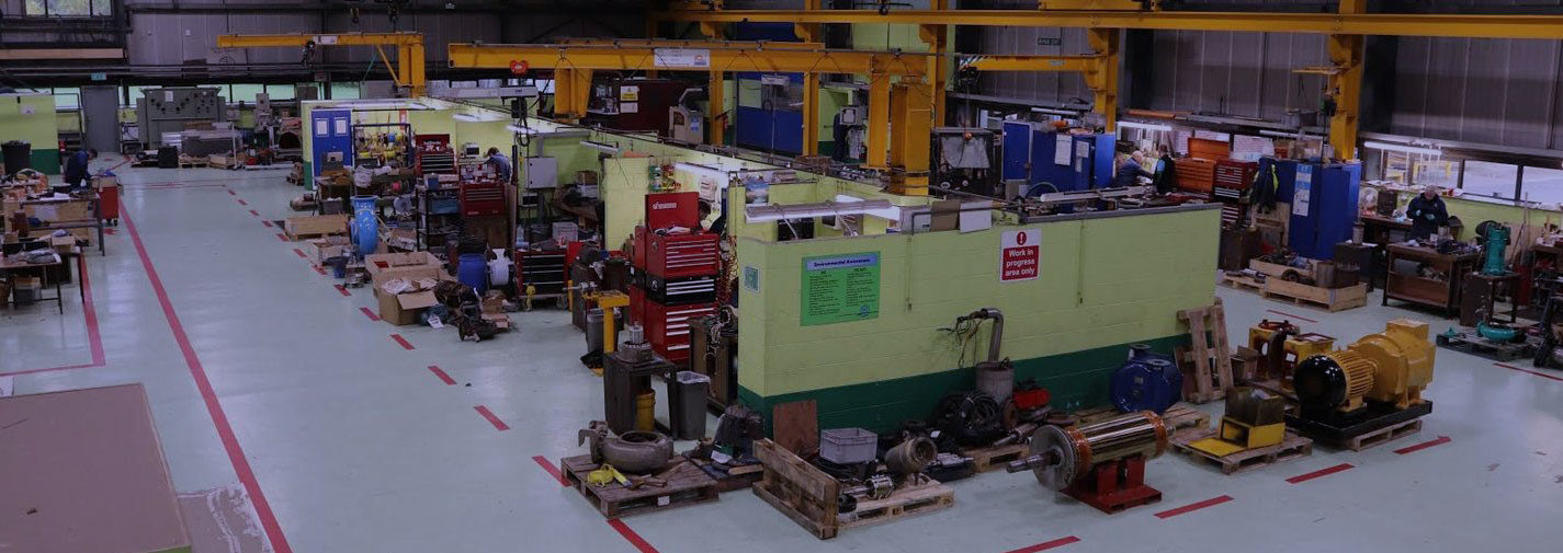 Electro-Mechanical Workshop   Avonmore Electrical